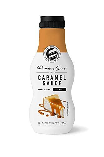Got7 Nutrition Got7 Sweet Premium Sauce - Salsa De Postre Baja En Calorías - Perfecta Para Perder Peso (Caramelo, 250Ml) 250 ml