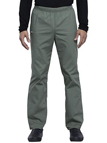 Cherokee Odzież robocza Professionals unisex bez kieszeni spodnie do szorowania ze sznurkiem