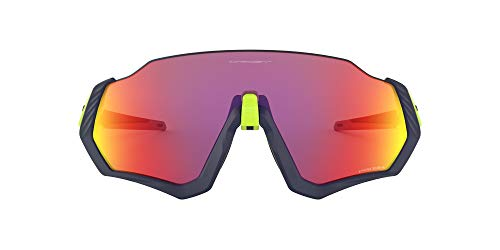 Oakley FLIGHT JACKET OO9401 940105 Azul Lente Prizm Tam 37
