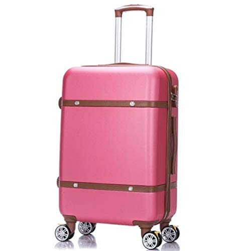 Cheap Cvmnkljfger Lightweight Expandable Travel Luggage Carry On 26 Trolley 24 Travel Luggage Bag wi...