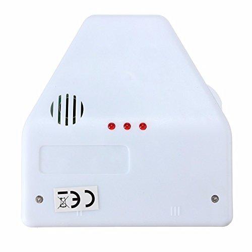 ChaRLes Il Clapper Sound Attivato Interruttore On/Off Clap Elettronico Gadget Mano