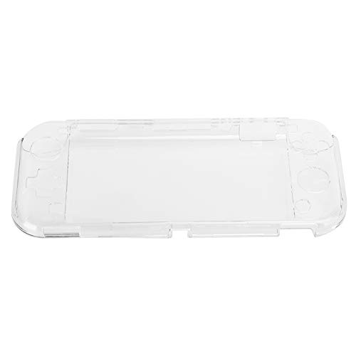 Oumij1 Protective Shell Grip Game Console Case Light Clear Hard...