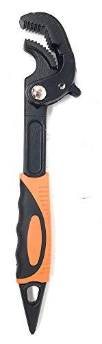 """8-30mm 10"""" Universal Multifunktionsschlüssel Ajustable Llave de Boca Cierre Rápido Llave Universal Llave Inglesa Monomando Multifunción Llave"""
