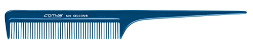 Comair Bleu Profi-Line 500 stielkamm Grobe zahnung, 1 mm