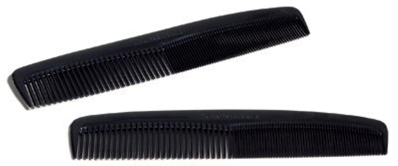 レパートリーバッテリー散髪GF Health 1771B Plastic Medium Comb, 7