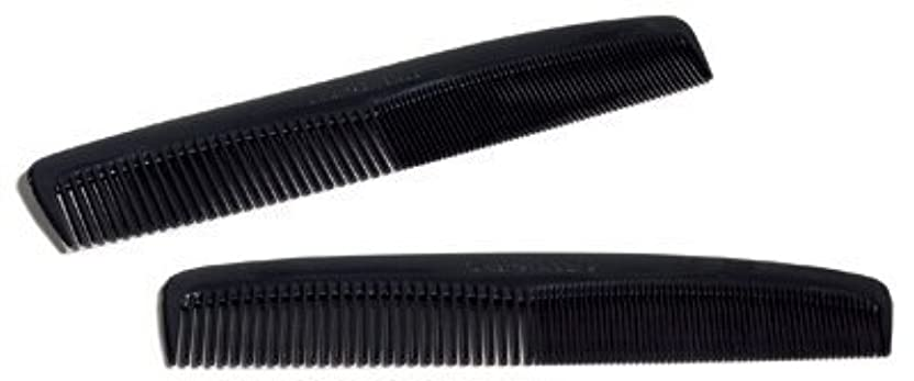 GF Health 1771B Plastic Medium Comb, 7