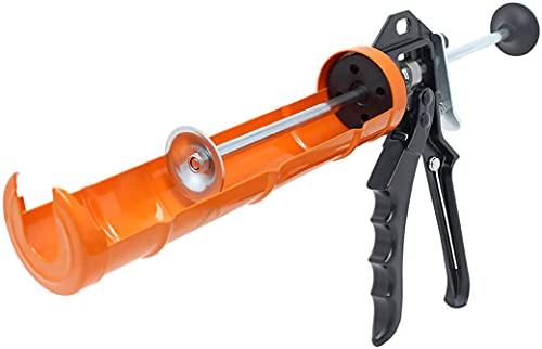 kippen 3026B Pistola giratoria para Cartuchos de Silicona, selladores y Anclajes químicos