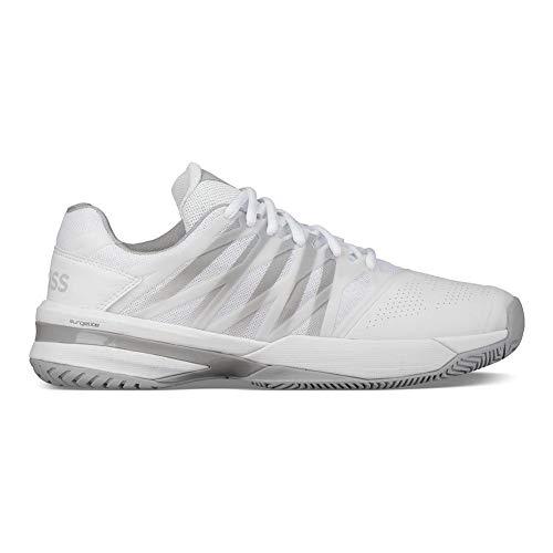 Product Image 2: K-Swiss Women's Ultrashot 2 Tennis Shoe (White/Highrise, 6)