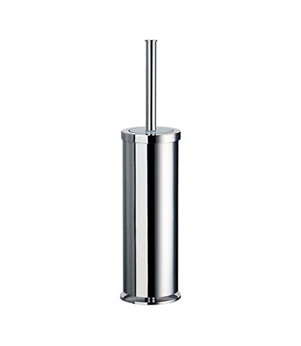 SMEDBO Toilet Brush Free Standing, Polished Chrome FK103 Toilettenbürste, Porzellan, silber