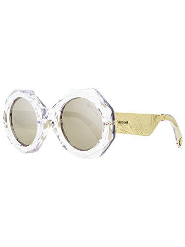 Roberto Cavalli Sonnenbrille RC 1113 27C Kristall/Sonstige/Smoke Mirror