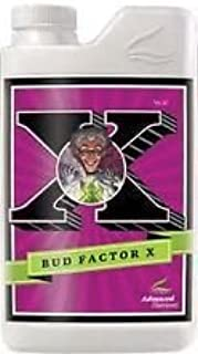 Advanced Nutrition Bud Factor X 4L - Advanced Nutrients, Bloom Bud Boost Hydroponics