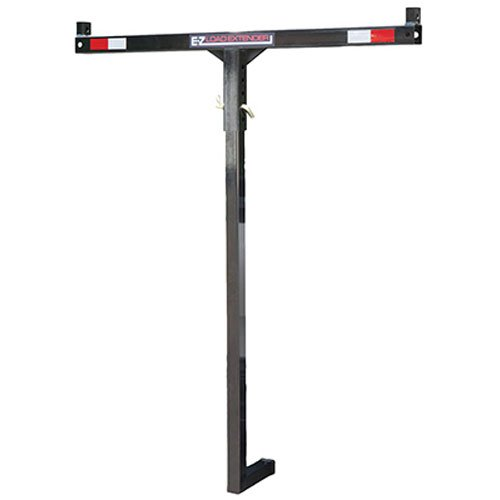 Tricam SLE-1/SKLE-350 2 in 1 E-Z Hitch Mounted Load Extender, 350-Pound Capacity, Black Finish