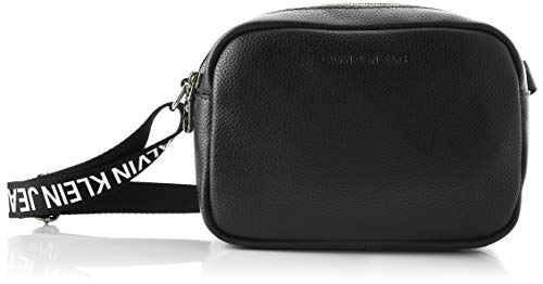 Calvin Klein, Crossovers para Mujer, Black, One Size