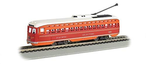 Bachmann Spur H0 - Straßenbahn Pacific Electric - Digital mit Sound
