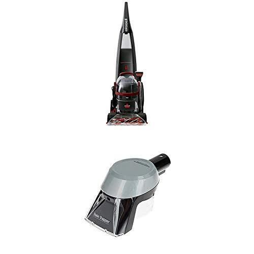BISSELL 2072N Proheat 2x LiftOff Teppichreinigungsgerät mit abnehmbarem Flecken-Reinigungsgerät + Stain Trapper Aufsatz zur Fleckenreinigung für alle Bissell Flecken- und Teppichreinigungsgeräte