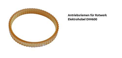 Antriebsriemen für Rotwerk Elektrohobel EHH600