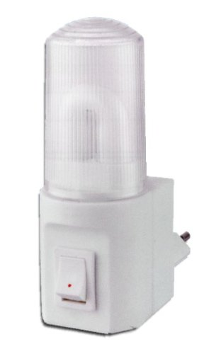 GSC 1300035 Veilleuse avec Interrupteur 1,5 W