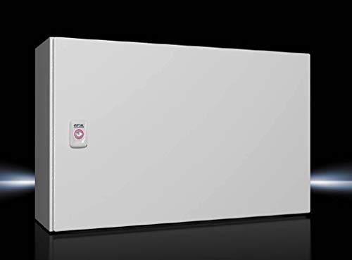 Rittal AX 1039.000 Schaltschrank 600 x 380 x 210 Stahlblech Lichtgrau (RAL 7035) 1St.