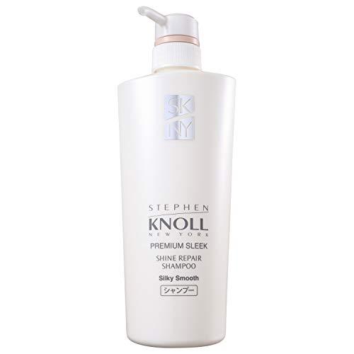 Shampoo Silky Smooth para Cabelos Normais a Secos ou Danificados, Stephen Knoll