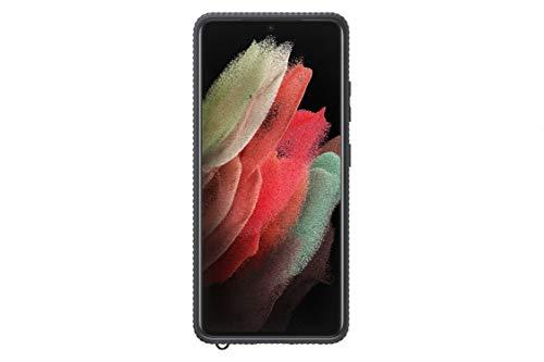 Preisvergleich Produktbild Samsung Clear Protective Cover EF-GG998 für Galaxy S21 Ultra 5G,  Black