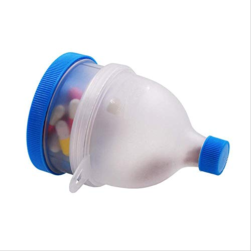 ASDHJ 2 Layers Protein Powder Funnel Portable Fill Funnel Gym Partner For Water Bottle And Protein Shaker Bottle Bpa Free