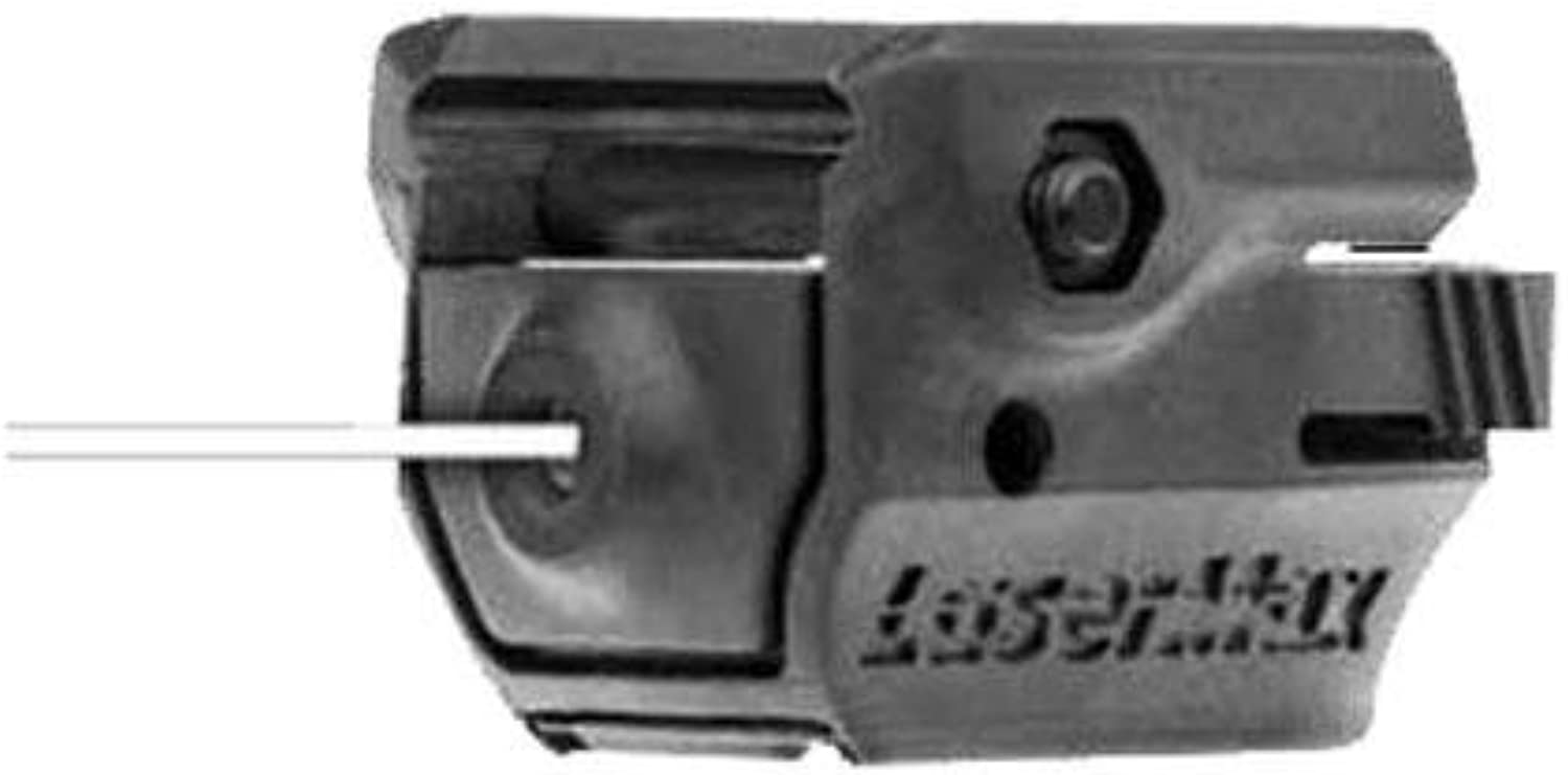 LaserMax Micro Picatinny or Weaver Rail Mounted Infrared Laser  LMSMICROIR by LaserMax