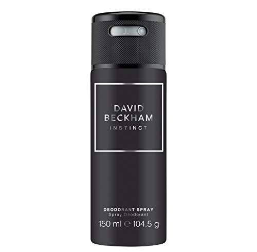 David Beckham Instinct Deo, homme / men, Body Spray, 1er Pack (1 x 150 ml)
