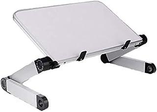 Computadora Soporte para computadora portátil Mesa Soporte para computadora portátil plegable Escritorio ergonómico para r...