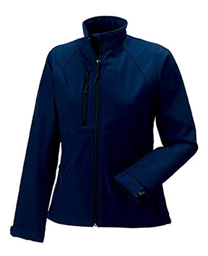 Russell Damen Softshell Jacke, Größe:XS, Farbe:French Navy