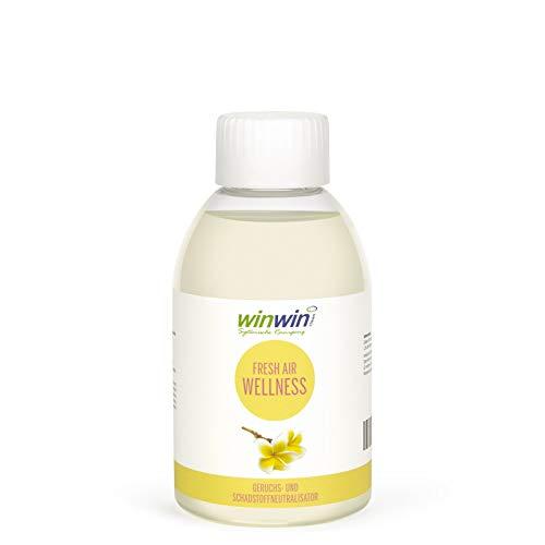 winwin clean Systemische Reinigung - Fresh AIR LUFTREINIGUNGS-Konzentrat Wellness 250ML