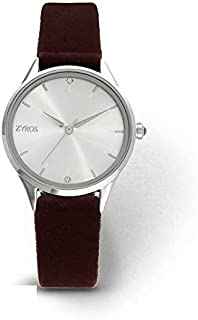 Zyros Casual Watch For Women Analog Leather - ZAV001L110711