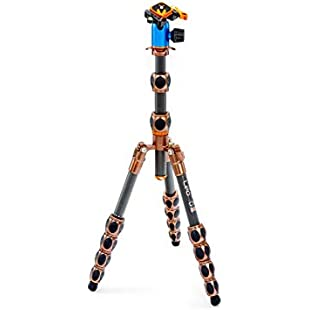 3 LEGGED THING EQUINOX LEO CARBON FIBRE TRIPOD SYSTEM & AIRHED SWITCH:Wenstyle