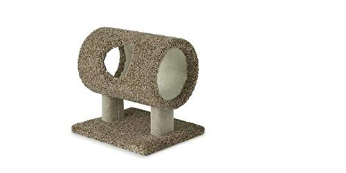 Beatrise Pet Products Tree Trunk with Base Pet Bed