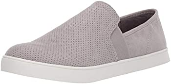 Dr Scholl s Shoes womens Luna Sneaker Grey Cloud Microfiber Perforated 8.5 US