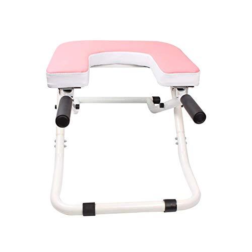 LUUDE yoga-kruk, omkeerbare zitbank, yoga-stoelen, fitness, multi-sportbank, krachttrainingsuitrusting