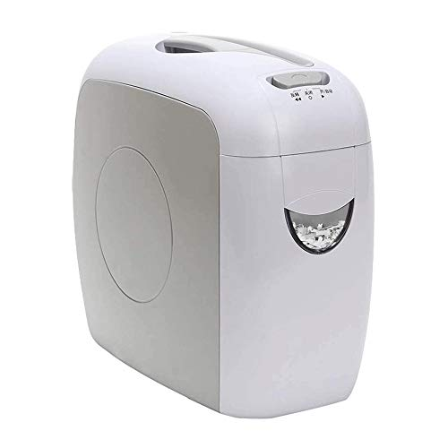 Learn More About ZCD Shredder for Home, 6 Sheet Cross Cut Paper Shredder for Small Home Office Use, ...