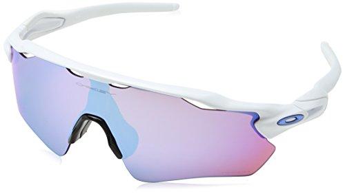 Oakley Radar EV Path - Gafas de Sol, Hombre, Blanco (Polished White), talla del fabricante: 38