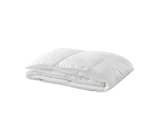 IKEA MYSKGRÄS Duvet Insert, Full/Queen, White