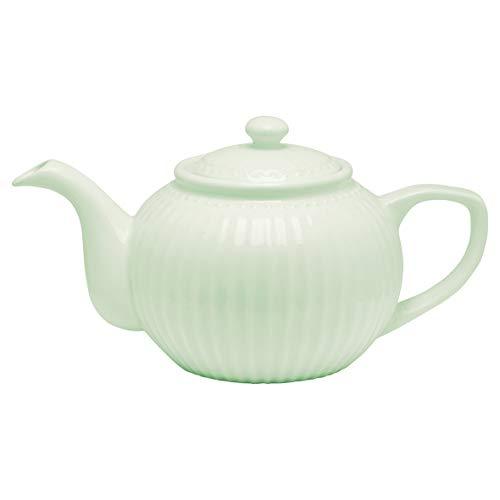 GreenGate Teekanne - Teapot - Alice Pale Green