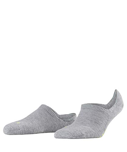 FALKE Damen Füßlinge Cool Kick - Funktionsfaser, 1 Paar, Grau (Light Grey 3400), Größe: 37-38