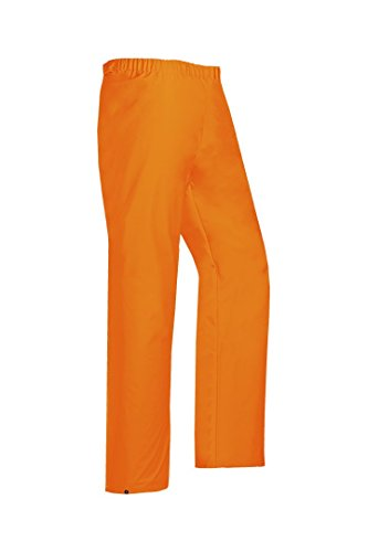 Baleno Rotterdam Pantalon de Pluie Homme, Orange, FR (Taille Fabricant : XXXL)