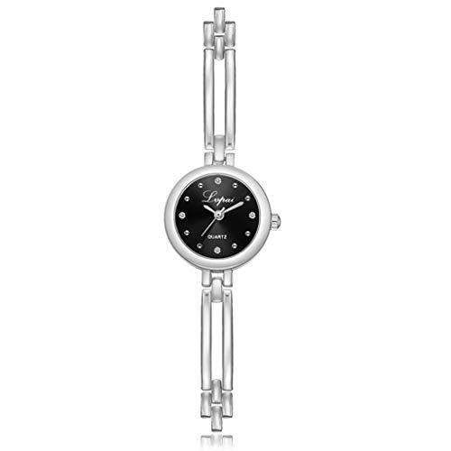 HBR Reloj Esté Pendiente de Regalo del Aniversario de Boda cumpleaños graduación de Acero Inoxidable Reloj de Cuarzo de Amor Amigo de la mamá Grabado Mujeres de los Relojes Accesorios de Moda