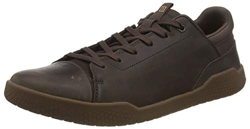 Cat Footwear Hex Base, Scarpe da Ginnastica Uomo, Marrone (Coffee Bean), 43 EU