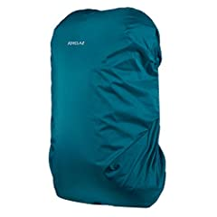 Main fabric : 100.0% Polyester Capacity : Protects bags from 40L to 60L Used as a rain cover and transport cover A cover that protects your bag during transport.