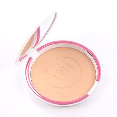 Dswe 7003-146Y Maquillaje Facial Resaltador de Larga duración en Polvo Iluminado Suave Mineral Blanqueamiento Polvo de sombreado Herramienta de Maquillaje