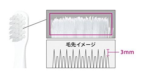 パナソニック電動歯ブラシポケットドルツ極細毛タイプ白EW-DS42-W