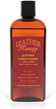 Leather Honey Leather Conditioner, Best Leather...