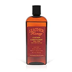 Leather Honey Leather Conditioner on amazon