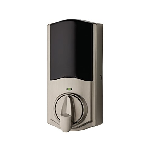 Kwikset 99250-102 Convert Bluetooth Enabled Smart Lock Conversion Kit for Interior Electronic...
