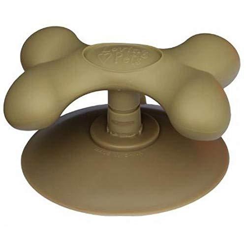 Loving Pets Gobble Bouchon lent Pet Fournitures d'alimentation pour chien, grand par Acurel LLC